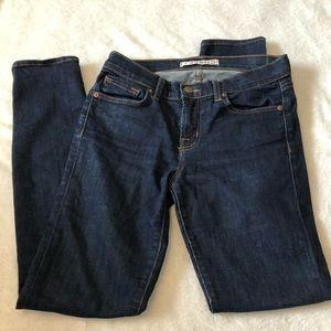 J Brand Skinny Leg Jeans 26 dark wash skinny jeans